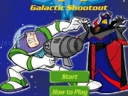 Jouer à Space ranger - Buzz lightyears - galactic shoot out