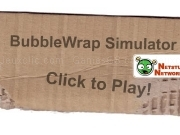 Jouer à Bubble wrap simulator