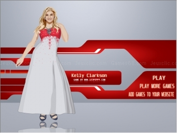 Jouer à Kelly clarkson dress up