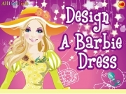 Jouer à Design a barbie dress