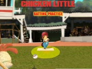 Jouer à Chicken little batting practice